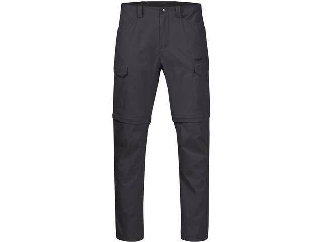 Bergans Utne Pantalón Zip-Off Hombre, azul